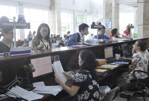 Giải quyết hồ sơ tại Cục Thuế TPHCM