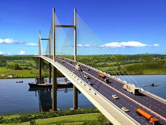 Cấp bách xây dựng cầu Cát Lái