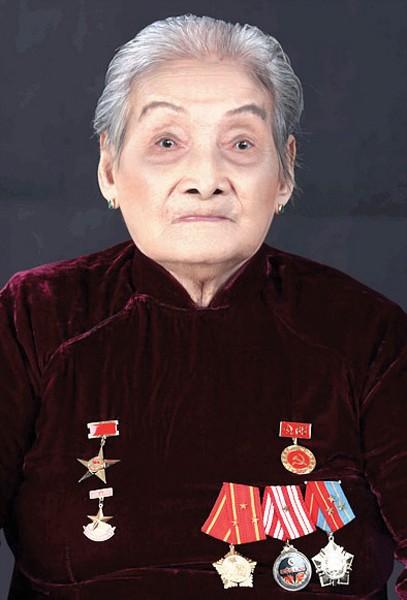 Mẹ Việt Nam Anh hùng HOÀNG NGỌC MAI (Hoàng Thị Cúc) từ trần