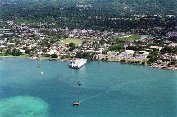 Một góc Timor-Leste.