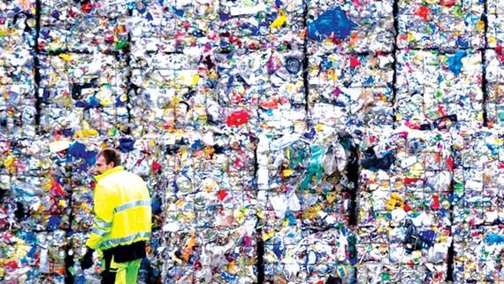 Nhiên liệu máy từ rác thải