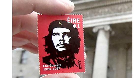 """""""Cháy hàng"""" bộ tem Che Guevara ở Ireland"""