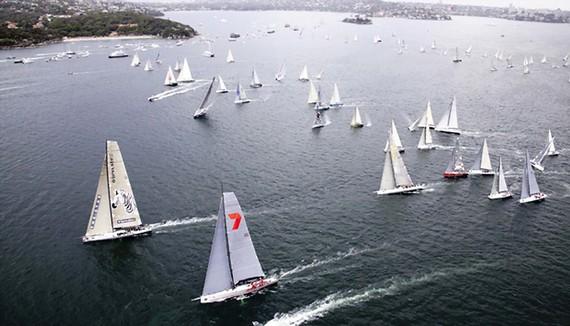 Khai mạc cuộc đua thuyền buồm quốc tế Sail Sabang