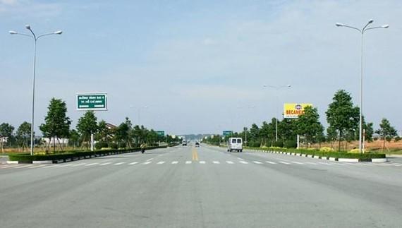 Đường cao tốc Mỹ Phước - Tân Vạn