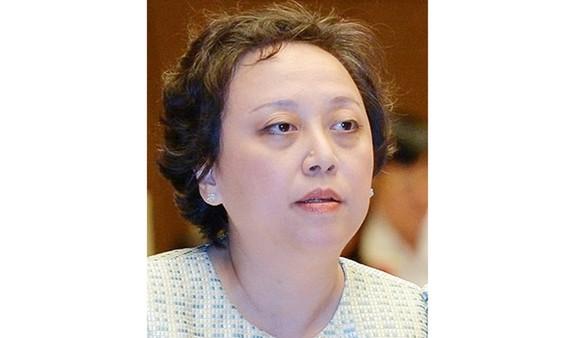 Bà Phạm Khánh Phong Lan Trưởng ban Quản lý ATTP TPHCM