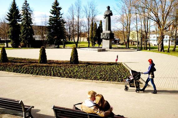Dân số Latvia gặp khủng hoảng