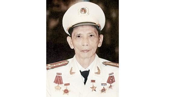 Anh hùng Lực lượng vũ trang nhân dân, Đại tá Trần Lê Quận từ trần