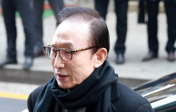 Cựu Tổng thống Hàn Quốc Lee Myung-bak