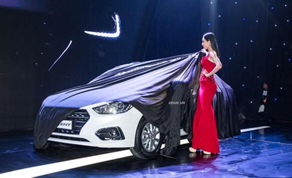 Hyundai Accent 2018 thế hệ hoàn toàn mới ra mắt thị trường Việt Nam