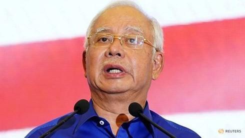 Cựu Thủ tướng Najib Razak