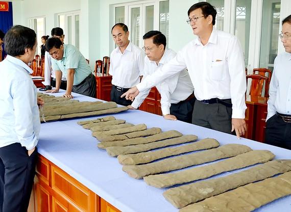 Đàn đá Lộc Hòa chứa đựng những bí ẩn về văn hóa tâm linh của người tiền sử tại Đông Nam bộ