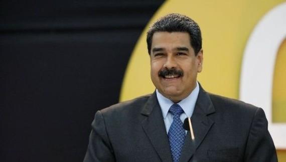 Tổng thống Venezuela Nicolas Maduro