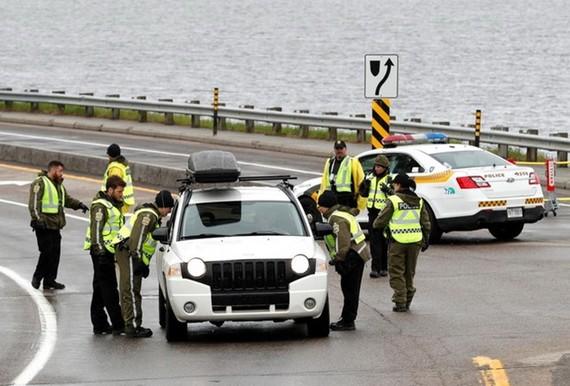 Canada siết chặt an ninh trước thềm hội nghị thượng đỉnh G7. Ảnh: Reuters