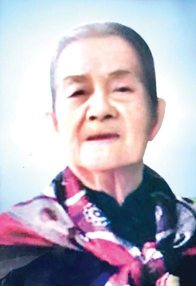 Mẹ Việt Nam anh hùng Lê Thị Na từ trần
