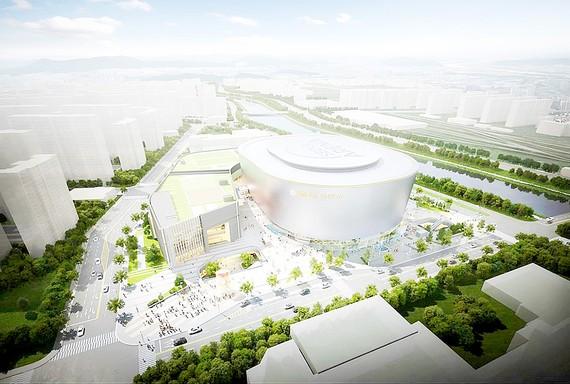 Khu biểu diễn K-Pop đầu tiên ở Seoul