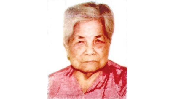 Mẹ Việt Nam anh hùng Trương Thị Trừ từ trần