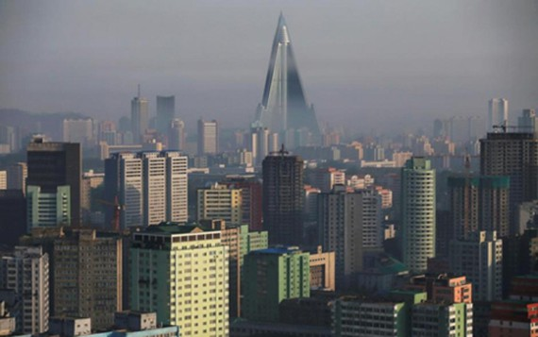 Thủ đô Bình Nhưỡng năm 2016. Ảnh: Reuters