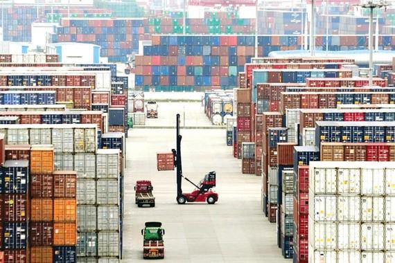 Lĩnh vực xuất khẩu của Trung Quốc gặp nhiều khó khăn trong thời gian qua