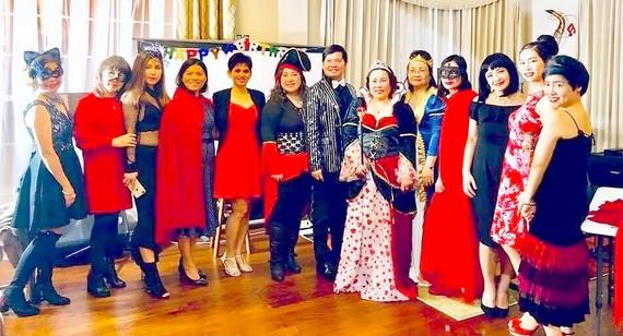 Câu lạc bộ Mùa Xuân của ca sĩ - nhạc sĩ Tuấn Hùng