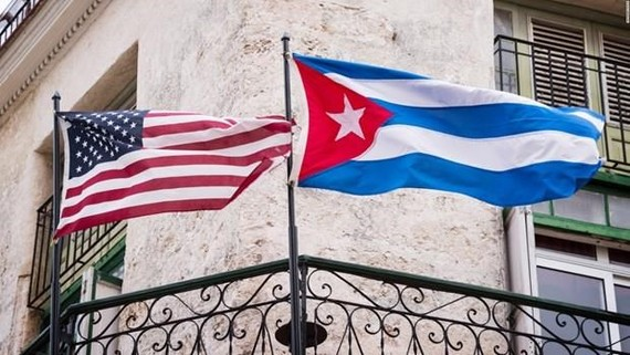 Hạ viện Mỹ ủng hộ cải thiện quan hệ với Cuba