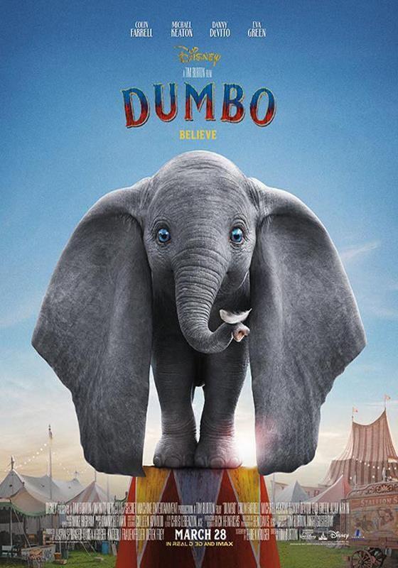 Doanh thu Dumbo không như mong đợi