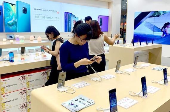 Điện thoại di động của Huawei