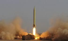Iran phóng tên lửa tầm trung