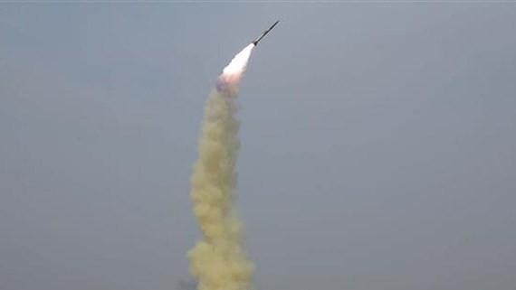 Triều Tiên chưa ngừng phóng tên lửa