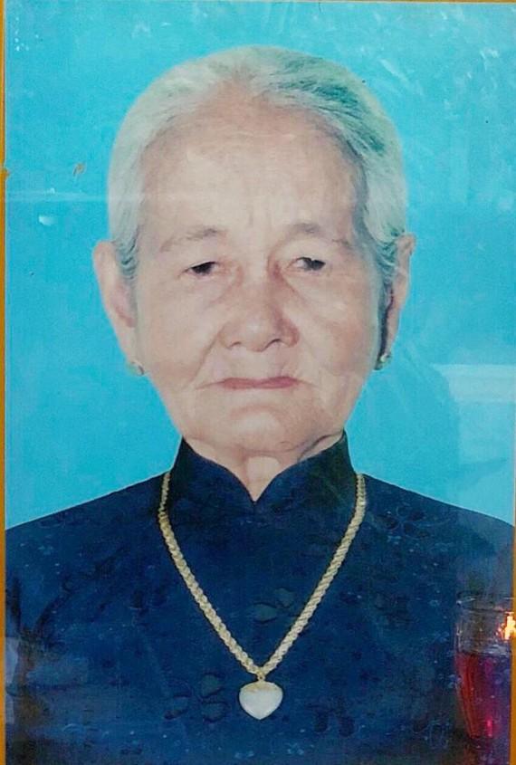 Mẹ Việt Nam anh hùng Phan Thị Chúng từ trần