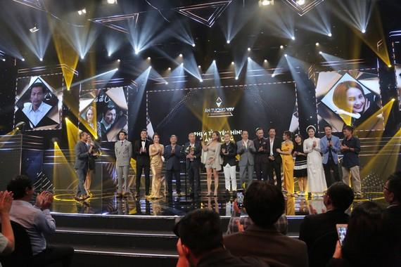 """Quang cảnh lễ trao giải thưởng """"VTV Awards 2019 - chủ đề Thách thức"""". Ảnh: VTV"""