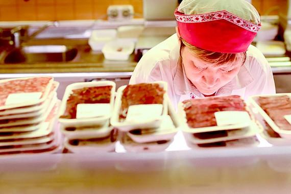 Nga sắp đưa thịt nhân tạo ra thị trường
