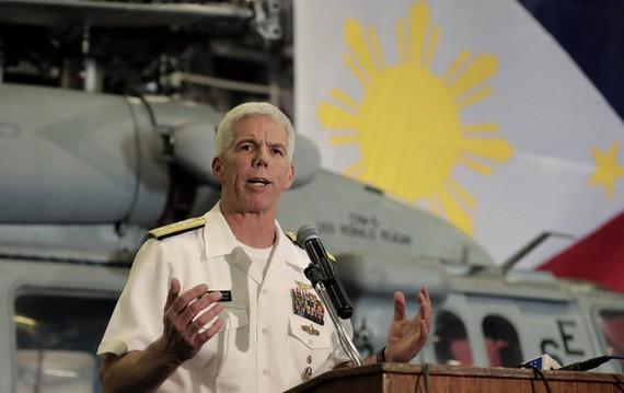 Chuẩn Đô đốc Karl O. Thomas