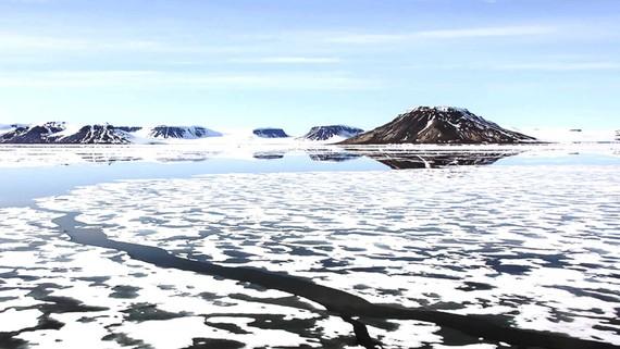 Nga phát hiện thêm 5 hòn đảo mới ở Bắc cực