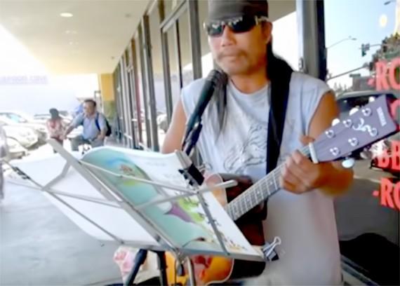 Một ban nhạc của người Việt vô gia cư tại Mỹ