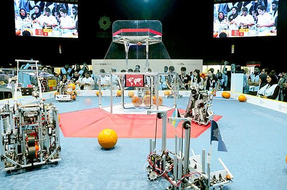 Cuộc thi robot chống ô nhiễm đại dương