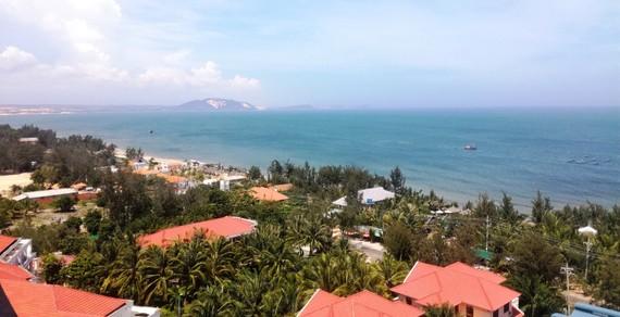 Việc chồng lấn giữa quy hoạch titan và quy hoạch du lịch đang kìm hãm sự phát triển du lịch của tỉnh Bình Thuận