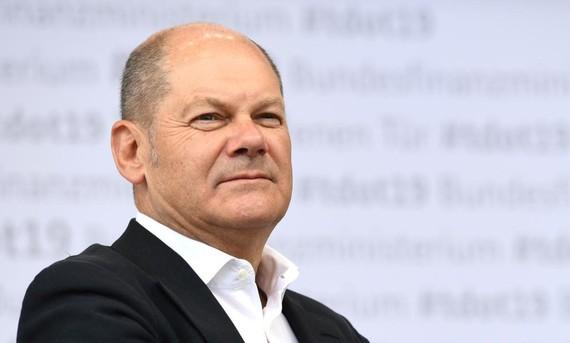 Phó Thủ tướng Đức kiêm Bộ Trưởng Tài chính Olaf Scholz. Ảnh: Reuters