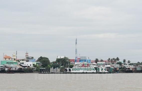 Huyện Cần Giờ, TPHCM. Ảnh: hcmcpv