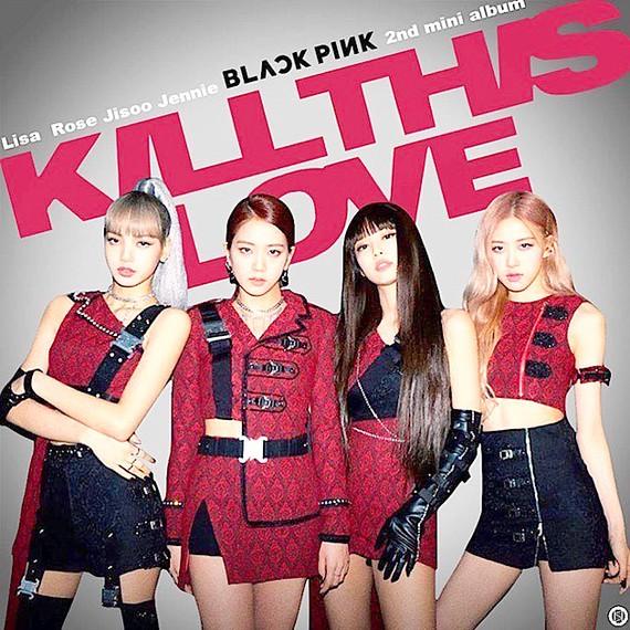 Kill This Love được chọn là MV của năm