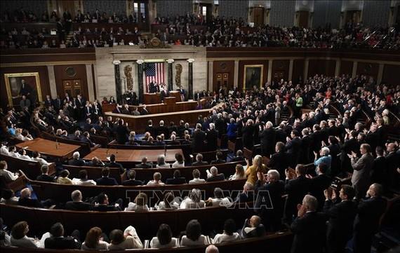 Hạ viện Mỹ bỏ phiếu ngăn chiến tranh với Iran
