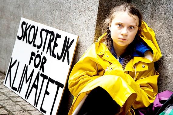 Phim tài liệu về Greta Thunberg