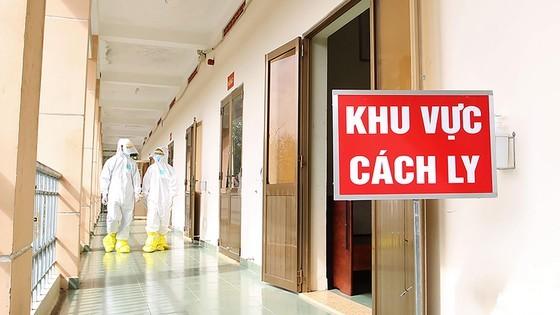 Bệnh viện Dã chiến tại huyện Củ Chi có quy mô 300 giường. Ảnh: Hoàng Hùng