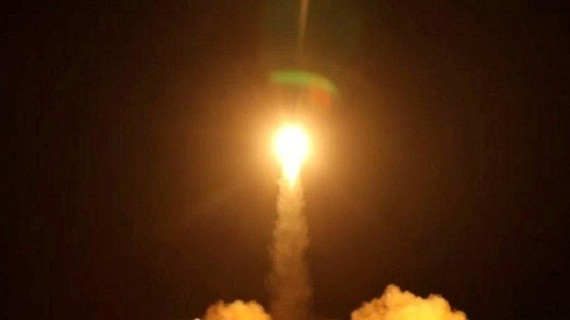 Saudi Arabia đánh chặn tên lửa nhắm vào thủ đô Riyadh