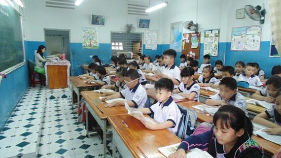 SGK lớp 1 theo chương trình mới sẽ bắt đầu triển khai từ đầu năm học 2020-2021