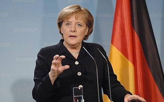Thủ tướng Đức Angela Merkel. Ảnh: newzup.com