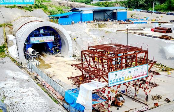 Indonesia kết nối 2 dự án đường sắt cao tốc lớn