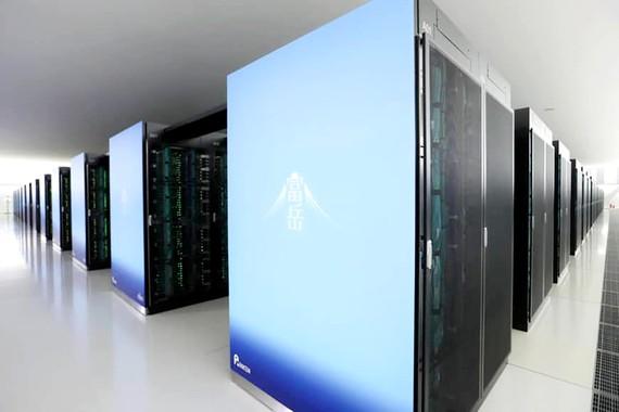 Siêu máy tính Fugaku