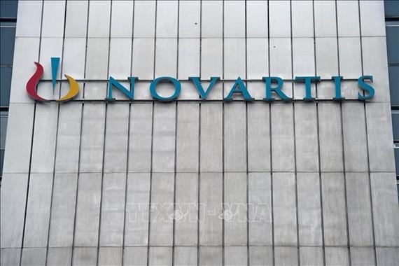 Trụ sở của Tập đoàn dược phẩm Novartis ở Basel, Thụy Sĩ. Ảnh: AFP/TTXVN
