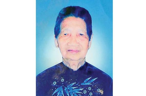 Bà mẹ Việt Nam Anh hùng Nguyễn Thị Tiềm từ trần