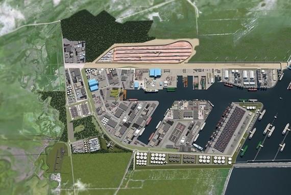 Brazil xây dựng tổ hợp cảng biển kết nối giao thương với châu Á